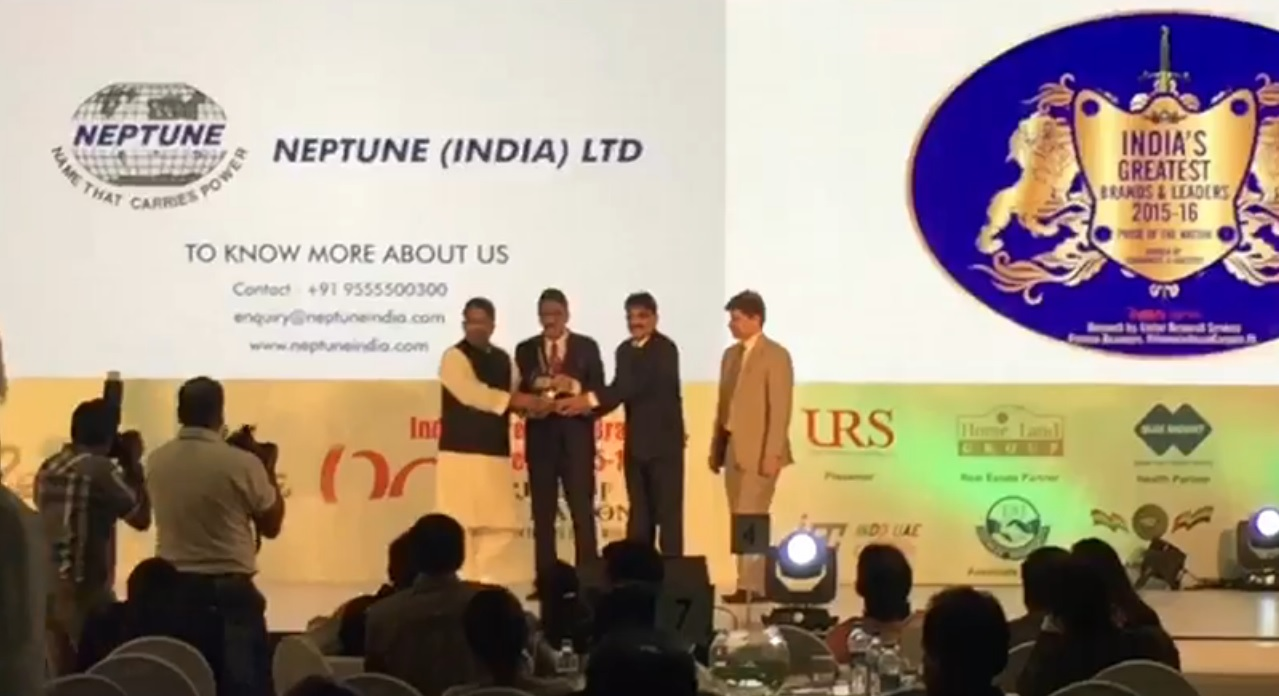 Deepak Kapoor: India's Greatest Brands & Leaders Award